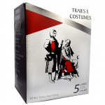 Trajes e Costumes Bag-in-Box Tinto 5Lt
