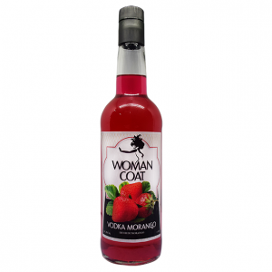 Woman Coat – Vodka de Morango 0.70Lt