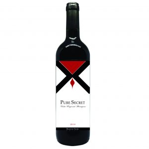 Pure Secret Reserva Tinto 2016 0.75 Lt